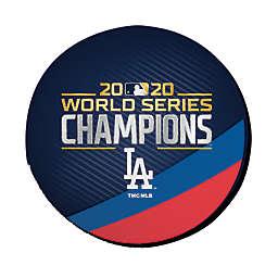 MLB Los Angeles Dodgers 2020 World Series Champions Neoprene Coasters (Set of 4)