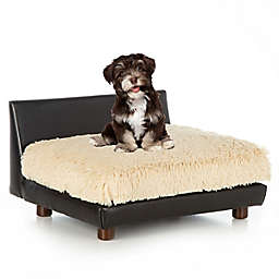 Club Nine Pets Roma Large Orthopedic Dog Bed in Camel
