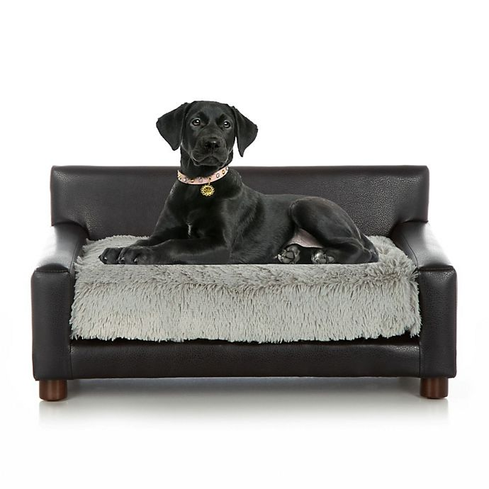 Alternate image 1 for Club Nine Pets Metro Large Orthopedic Dog Bed in Grey