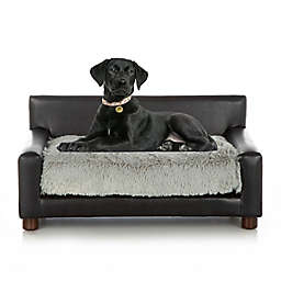Club Nine Pets Metro Large Orthopedic Dog Bed in Grey