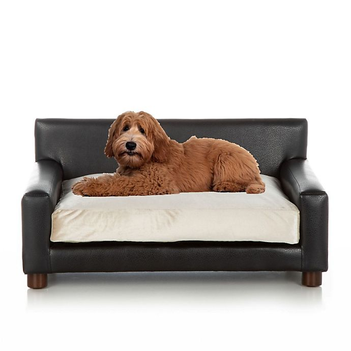 Alternate image 1 for Club Nine Pets Metro Small Orthopedic Dog Bed in Tan