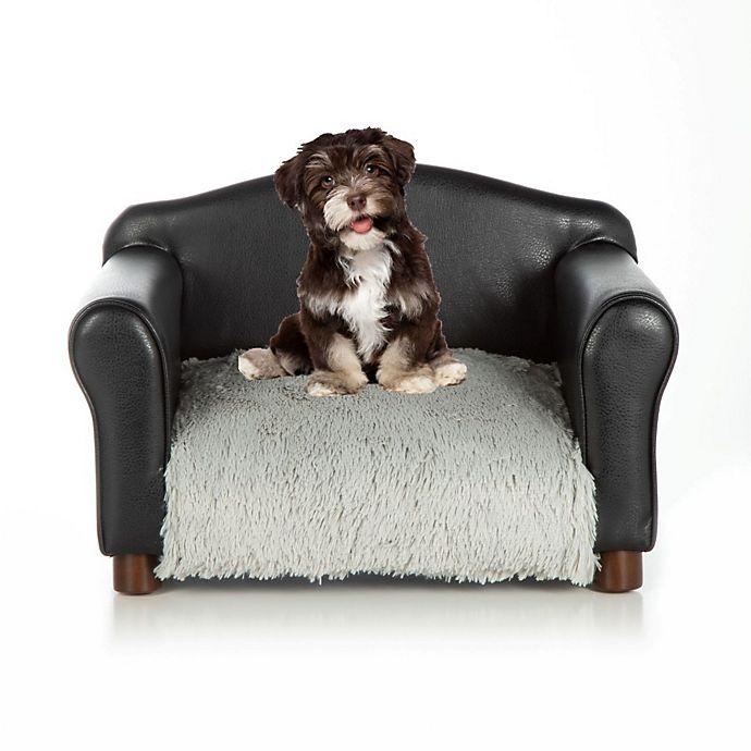 Alternate image 1 for Club Nine Pets Weston Orthopedic Large Dog Bed in Grey