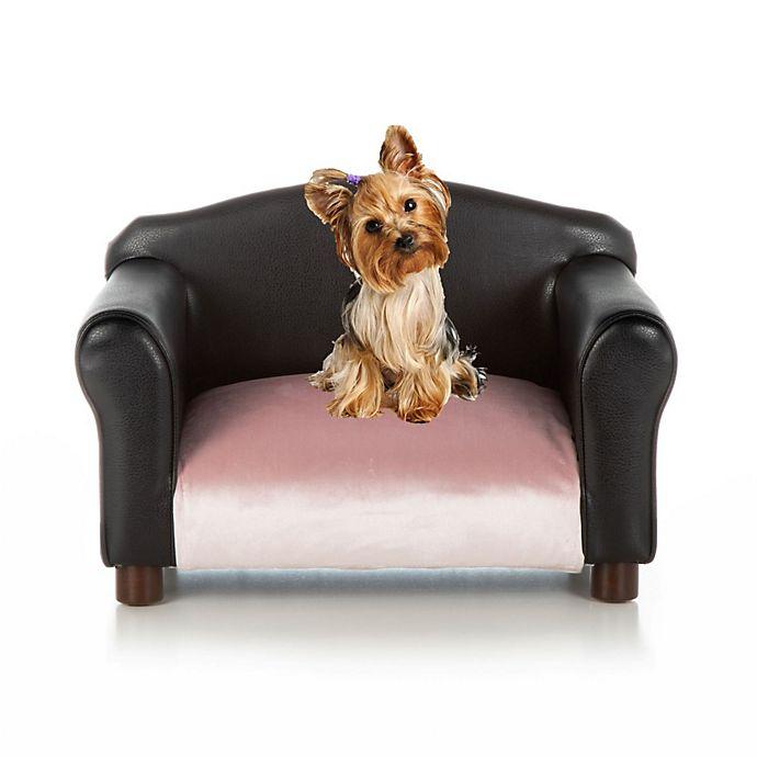 Alternate image 1 for Club Nine Pets Weston Orthopedic Large Dog Bed in Pink
