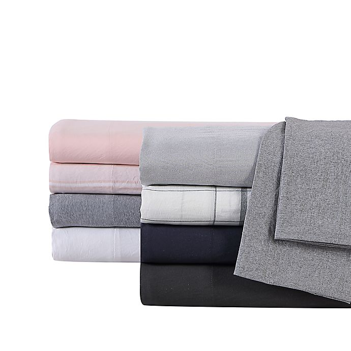 Alternate image 1 for UGG® Devon Garment Washed Sheet Set