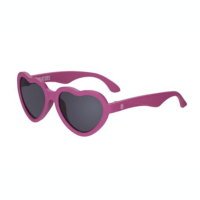 Alternate image 1 for Babiators® Original Hearts Sunglasses