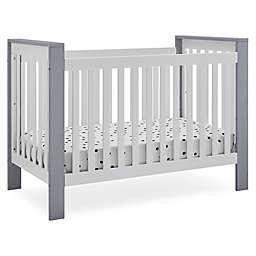 Delta Children Miles 4-in-1 Convertible Crib in Bianca White