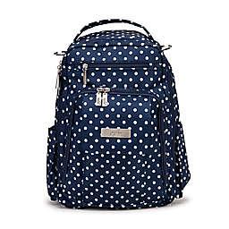 Ju-Ju-Be® Be Right Back Diaper Backpack in Navy Duchess
