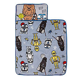 Star Wars™ Rule the Galaxy Toddler Nap Mat in Blue