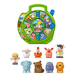 Fisher-Price® Little People® Exploring Animals See N' Say Gift Set