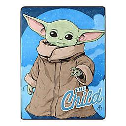 "Star Wars™ The Mandalorian ""The Child"" Throw Blanket"