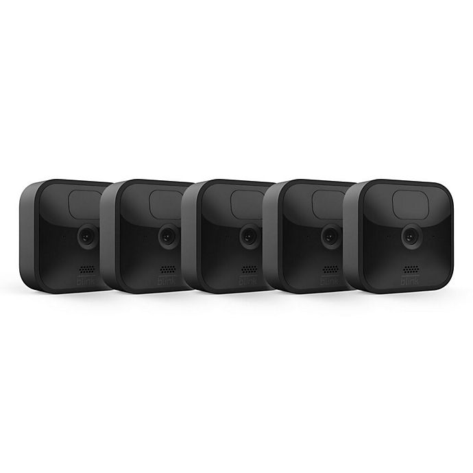 Alternate image 1 for Amazon Blink Outdoor 5-Camera System