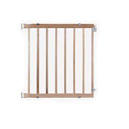 North States® Stairway Swing Gate in Natural