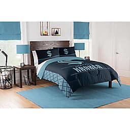 Seattle Kraken Full/Queen Comforter Set
