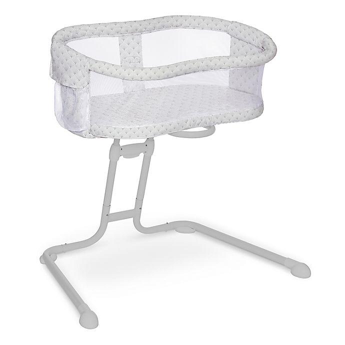 Alternate image 1 for HALO® BassiNest® Glide Bedside Sleeper in Plume