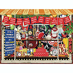 Hart Puzzles Seek & Find 500-Piece The General Store Jigsaw Puzzle