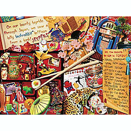 Hart Puzzles Seek & Find Puzzle Taking You Across Japan 500-Piece Jigsaw Puzzle