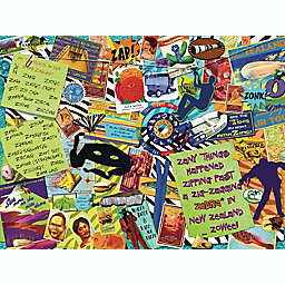 Hart Puzzles Seek & Find Puzzle Taking You Across New Zealand 500-Piece Jigsaw Puzzle