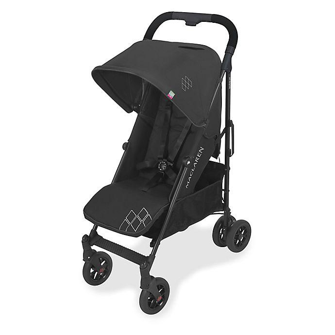Alternate image 1 for Maclaren® Techno Arc Single Stroller in Black