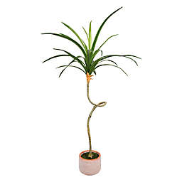 Wild Sage™ 36-Inch Faux Maguey Plant with Ceramic Pot