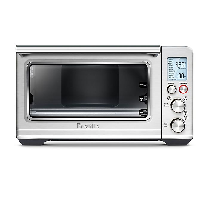 Alternate image 1 for Breville® the Smart Oven Air Fryer in Stainless Steel