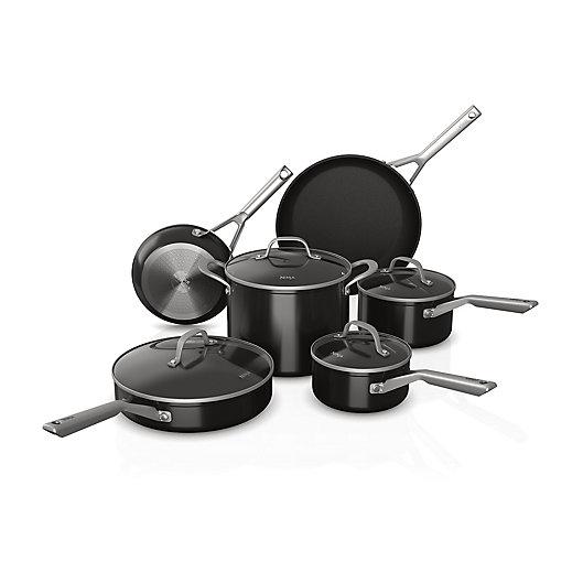 Alternate image 1 for Ninja™ Foodi™ NeverStick™ Aluminum 10-Piece Cookware Set