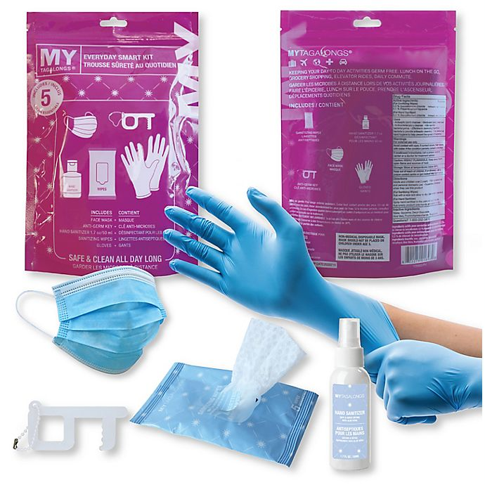 Alternate image 1 for MYTAGALONGS® Everyday Clean Essentials Kit