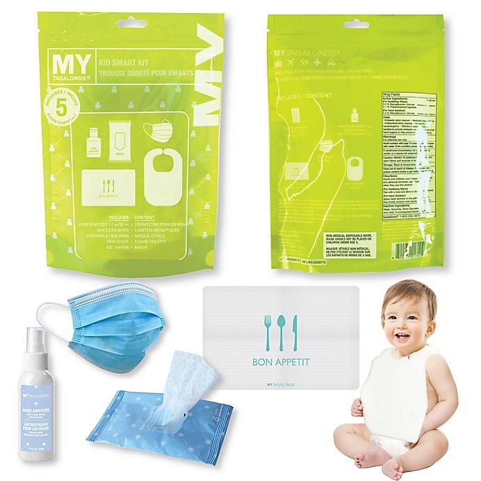 Alternate image 1 for MYTAGALONGS® Kid Clean Essentials Kit