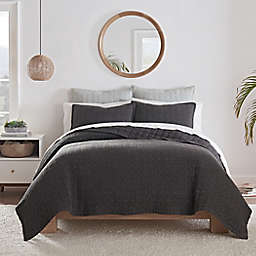 UGG® Campo 3-Piece King Quilt Set in Charcoal
