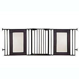Dreambaby® Denver 3-Panel Adapta-Gate® in Black
