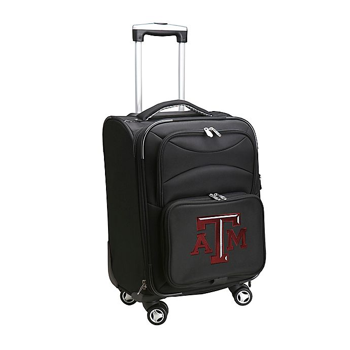 Alternate image 1 for Texas A&M University 20-Inch Carry On Spinner