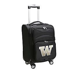 University of Washington Huskies 20-Inch Carry On Spinner