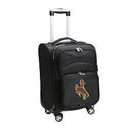 Wyoming Cowboys 20-Inch Carry On Spinner
