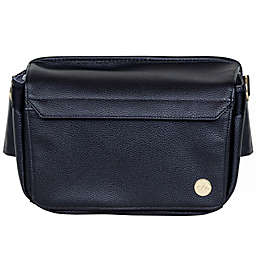 CleverMade® Lily Hip Diaper Fanny Pack in Black