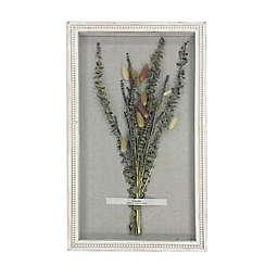 Bee & Willow® Lavender & Eucalyptus Shadow Box