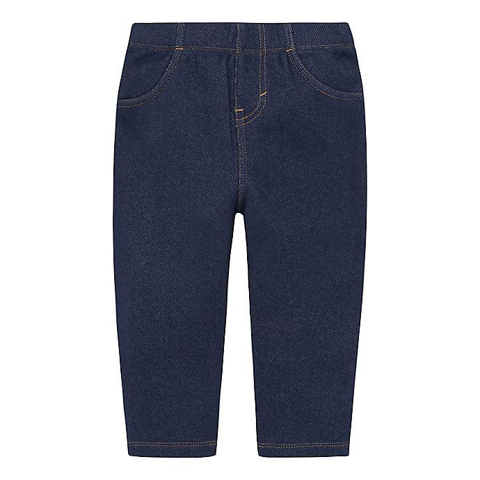Alternate image 1 for Levi's® Faux Fur-Lined Knit Pant