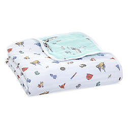 aden + anais™ essentials Harry Potter Muslin Blanket in Grey