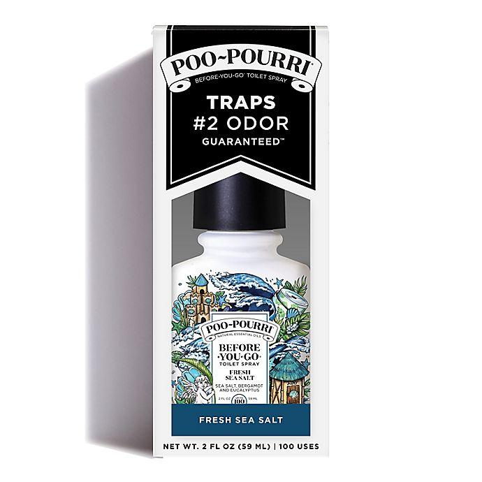Alternate image 1 for Poo-Pourri® Before-You-Go® 2 oz. Toilet Spray in Fresh Sea Salt