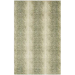 Mohawk Home® 8' x 10' Prismatic Antelope Skin Area Rug in Taupe