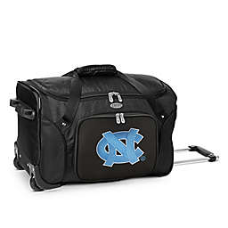 University of North Carolina 22-Inch Wheeled Carry-On Duffle Bag