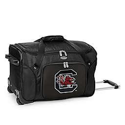 University of South Carolina 22-Inch Wheeled Carry-On Duffle Bag