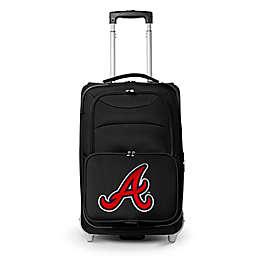 MLB Atlanta Braves 21-Inch Carry On Spinner