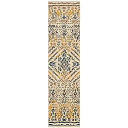 Mohawk Home® 2' x 8' Prismatic Abina Runner in Gold