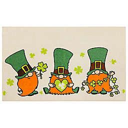 Mohawk Home® Prismatic Leprechaun Clover Rug in Green