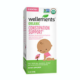 Wellements® Organic Constipation Support