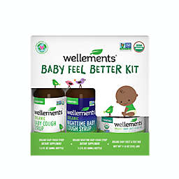 Wellements® 3-Piece Organic Baby Feel Better Kit