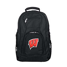 Mojo Premium University of Wisconsin 19-Inch Laptop Backpack