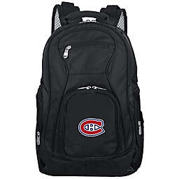 Mojo Premium NHL Montreal Canadians 19-Inch Laptop Backpack