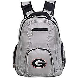 University of Georgia Laptop Backpack in Grey