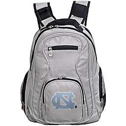 University of North Carolina Laptop Backpack in Grey