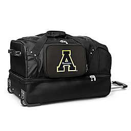 Appalachian State University 27-Inch Drop Bottom Rolling Duffle Bag
